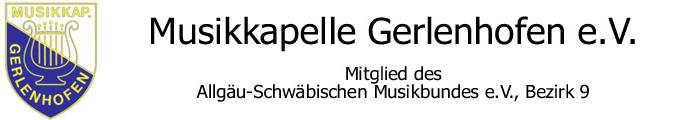Musikkapelle Gerlenhofen